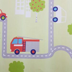 פי וי סי לחדר ילדים דגם רכב 1