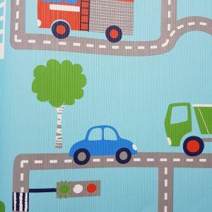 פי וי סי לחדר ילדים דגם רכב 2