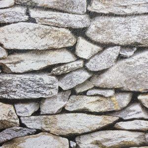 טפט חומת אבנים