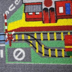 שטיחים מקיר לקיר לחדרי ילדים וגני ילדים